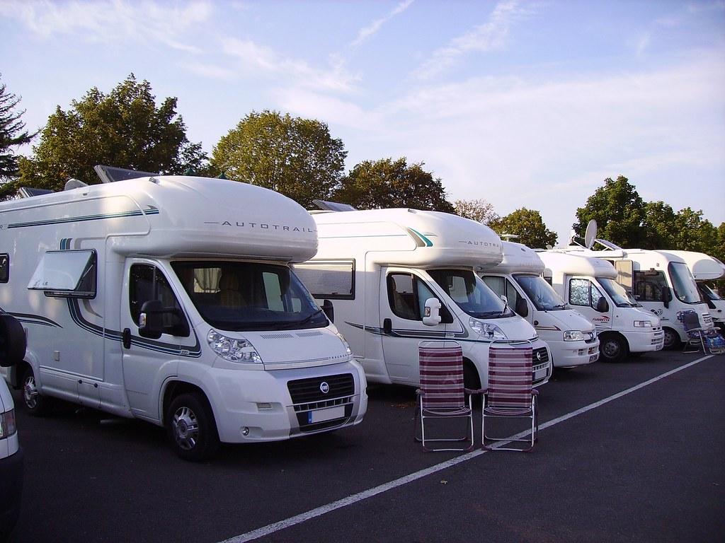 Viaje en autocaravana por Bretaña IV: zonas para pernoctar
