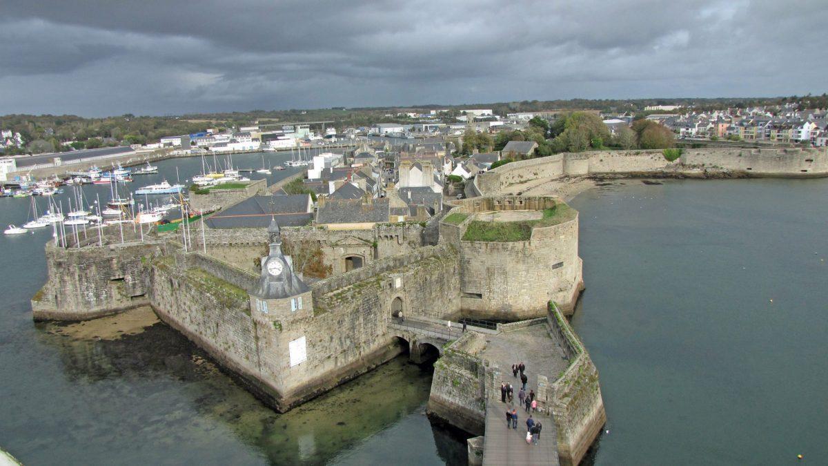 Viaje en autocaravana por Bretaña II: el escenario más medieval